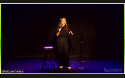 She Said WHAT? A Conversation with Comedian Celeste Lampa