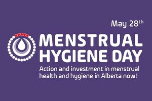 Menstrual Hygiene Day - May 28th
